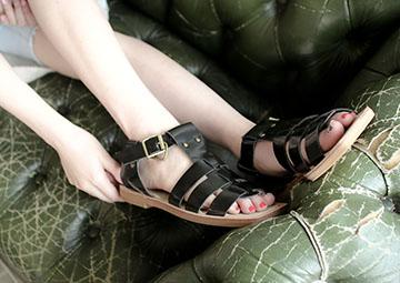 [샌들&슬리퍼]-엠브[ 2color/2cm ]